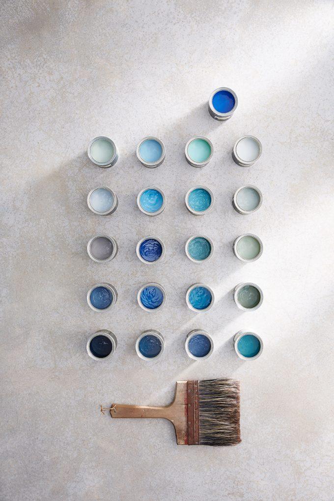 heel veel inspiratie voor de trendkleur van 2017 denim blauw in jouw interieur