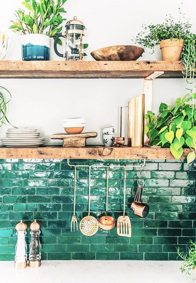 In een handomdraai een make-over van je keuken: 6 gave ideeën!